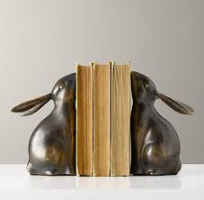 bookends set of 2