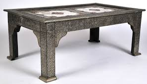 coffee tables exquisite table basse bois metal tiroirs coffee