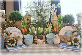 Easter Restaurant Decorations by Dining Delight Easter Buffet Decor