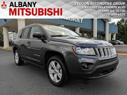 jeep compass side used 2017 jeep compass for sale albany ga