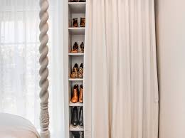 ideas for closet storage transitional closet by luke gibson