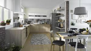 cuisine bois design 12 modèles de cuisine qui font la tendance en 2015 travaux com