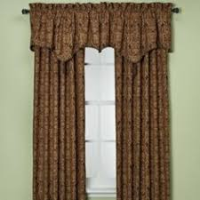 Allen Roth Curtains Allen Roth Oberlin 95 In Cotton Back Tab Light Filtering Single