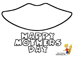 lips coloring pages coloring home