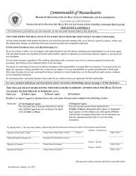 disclosure form for buyers and sellers sandy jacquez agency