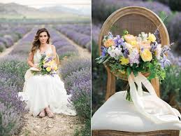 wedding flowers lavender south of lavender inspired wedding flowers utah calie