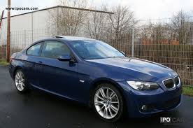 bmw 09 328i 2009 bmw 328i coupe aut m leather package xenon pdc car photo