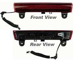 2005 gmc yukon xl third brake light apdty 034314 third brake l assembly for 2000 2006 chevy tahoe