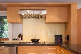 Painted Glass Backsplash Ideas by Glass Backsplash Ideas Kitchen Traditional With Blue Glass Tile