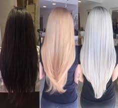 black hair to blonde hair transformations 85 silver hair color ideas and tips for dyeing maintaining your