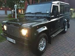 land rover racing 2298 land rover defender 110 td5 u2013 exotic suv