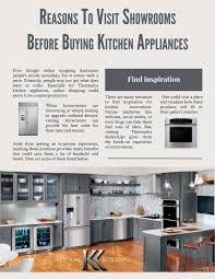 when is the best time to buy kitchen cabinets at lowes reasons to visit showrooms before buying kitchen appliances