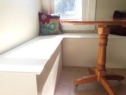 how to build a simple kitchen storage banquette rehab dorks