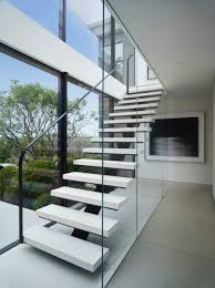 Glass Wall House Contemporary Long Island House Overlooking The Ocean