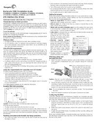 barracuda manual seagate barracuda 7200 7 st3160021a user manual 2 pages also