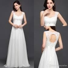 maternity wedding dresses cheap 2017 cheap vintage lace chiffon maternity a line wedding dresses