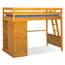 Loft Bed With Desk And Futon Loft Beds Pine Loft Bed With Desk Beds Trendy 29 Natural Futon
