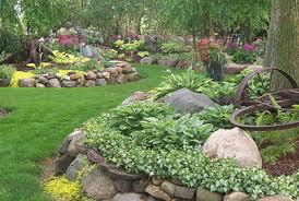 Diy Rock Garden Garden Landscaping Rocks