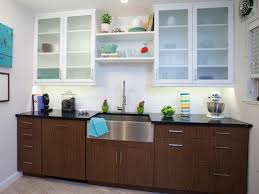 Bar Kitchen Cabinets by Modern Kitchen Cabinets For Small Kitchens White High Gloss Wood