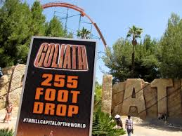 What Time Does Six Flags Magic Mountain Close Speedy Gonzales Rod Racers And New Bugs Bunny World Open At
