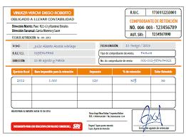 lista blanca sri ecuador guía tributaria n 5 personas obligadas a llevar contabilidad