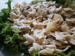 pasta mayo salad recipe u2013 christy u0027s food rush