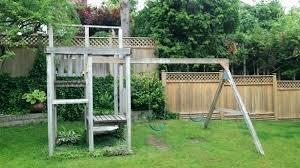 Backyard Cing Ideas For Adults Patio Swing Set Backyard Swings Swing Sets Near Me Outdoor With