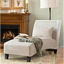 Armchair In Bedroom Amazon Com Bella Orange Paprika Chaise Lounger Living Room