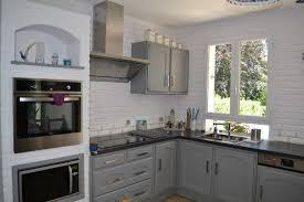moderniser une cuisine étourdissant moderniser une cuisine en chêne avec relooker cuisine