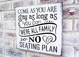 Country Wedding Sayings Best 25 No Seating Plans Ideas On Pinterest Reception Seating