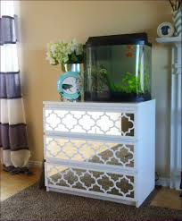 Small Mirrored Nightstand Bedroom Fabulous All Glass Nightstand Diy Mirrored Nightstand