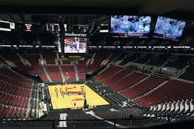 portland trail blazers seating chart