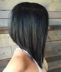 long hair in front shoulder length in back 50 trendy inverted bob haircuts