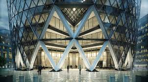30 st mary axe modern architecture london architecture