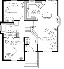 bi level floor plans split level house plans three bedroom split level hwbdo67425