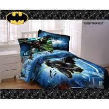 Batman Twin Bedding Set by Warner Bros Batman Forced Darkness Microfiber Bedding Sheet Set