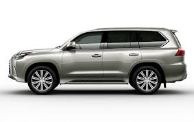 lexus truck white japan gets a facelifted lexus lx 570 as well 34 photos and videos
