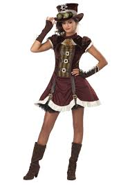 steampunk costumes victorian steampunk fashion costumes