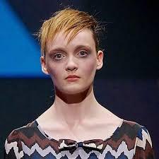 Kurzhaarschnitt Damen by Kurzhaarfrisuren Damen 2014 Fransiger Pixie Cut Womenweb De