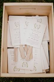 Sample Of Wedding Programs Ceremony 75 Best Wedding Programs Images On Pinterest Creative Wedding