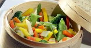 recette cuisine vapeur meunière de fruits de mer aux légumes vapeur recette de meunière