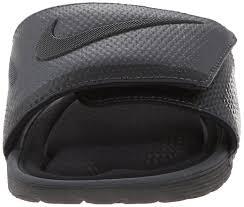 Men S Nike Comfort Slide 2 Nike Men U0027s Solarsoft Comfort Slide Black Anthracite Sandal 9 Men