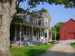 woodstone construction new england farmhouse