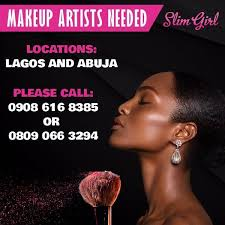 looking for makeup artist are you a professional makeup artist available in lagos or abuja