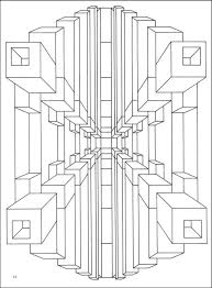 optical illusion coloring pages printable enjoy coloring
