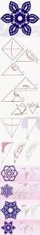 diy great snowflakes patterns diy u0026 crafts tutorials navidad