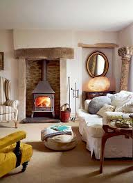 Steps To Creating A Country Cottage Style Living Room Quercus - Living room interior design ideas uk