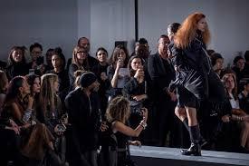 rick owens runway show paris fashion week jpg