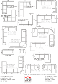 Sofa And Sectional Clayton Sofa And Sectional Sizes