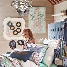 Pb Teen Bedrooms Junk Gypsy Be The Music You Hear Wall Art Pbteen
